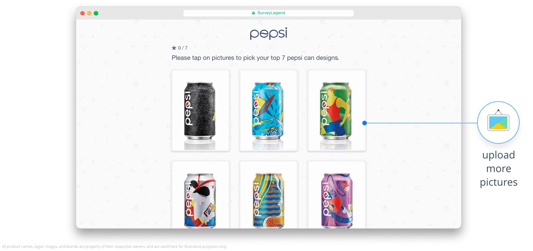 Packaging Design Research | SurveyLegend ®